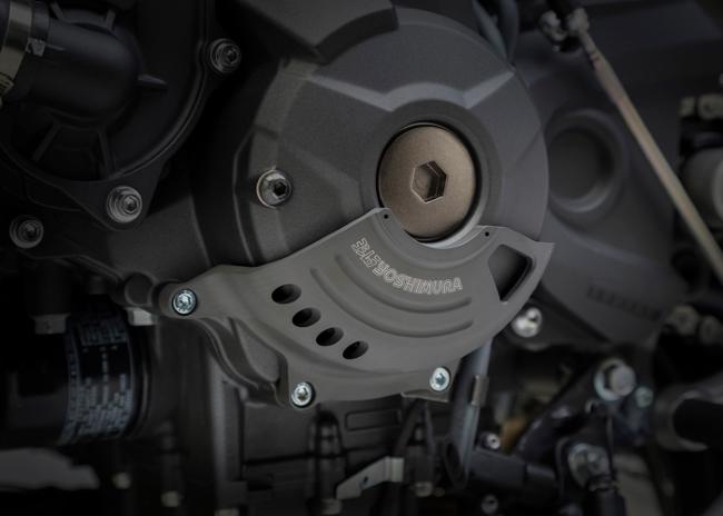【イベント開催中!】 YOSHIMURA ヨシムラ ガード・スライダー エンジンケースガードキット MT-09 MT-09 トレーサー XSR900