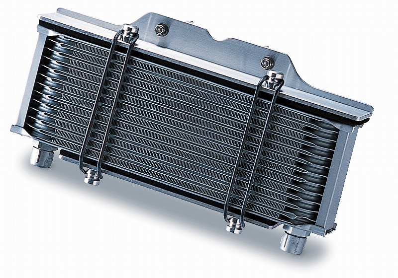 JB POWER(BITO R&D) JBパワー(ビトーR&D) オイルクーラー本体 オイルクーラーキット カラー:シルバー CB750フォア(CB750K)