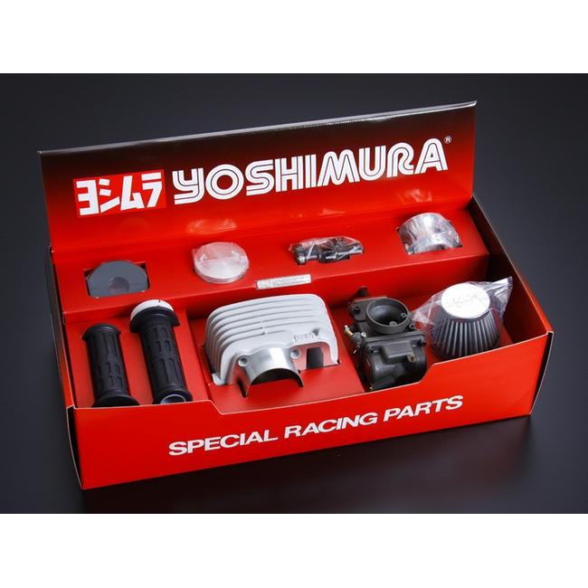 YOSHIMURA ヨシムラ その他吸気系部品 パワーアップKIT Ver.2 NSF100