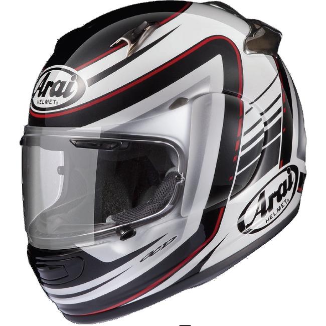 Arai アライ フルフェイスヘルメット QUANTUM-J STRIPE [クアンタム-J ストライプ] ヘルメット サイズ:S(55-56cm)