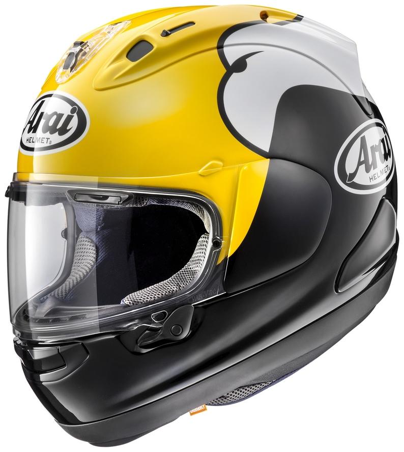 Arai アライ フルフェイスヘルメット RX-7X ROBERTS [アールエックス セブンエックス ロバーツ] ヘルメット サイズ:S(55-56mm)