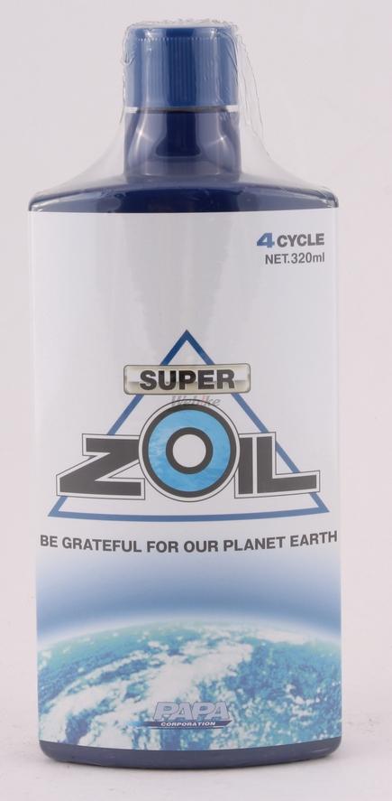 【在庫あり】添加剤 [スーパーゾイル エコ]SUPER ZOIL ECO for 4cycle