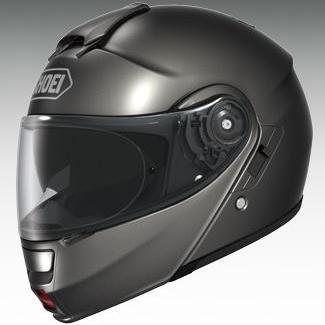 SHOEI ショウエイ システムヘルメット NEOTEC [ネオテック アンスラサイトメタリック] ヘルメット サイズ:S (55cm)