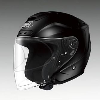 【イベント開催中!】 SHOEI ショウエイ ジェットヘルメット J-FORCE IV [ジェイ-フォース フォー ブラック] ヘルメット サイズ:S (55cm)