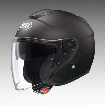 【在庫あり】【イベント開催中!】 SHOEI ショウエイ ジェットヘルメット J-Cruise [ジェイ-クルーズ マットブラック] ヘルメット サイズ:S (55cm)