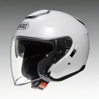 SHOEI ショウエイ ジェットヘルメット J-Cruise [ジェイ-クルーズ ルミナスホワイト] ヘルメット サイズ:XS (53cm)
