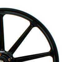 GLIDE グライド ホイール本体 アルミ鍛造ホイール カラー:アルマイトブラック DYNA 14-16 ABS(シングルディスク) FXDC/FXDB