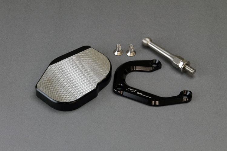 r's gear アールズギア サイドスタンド スタンドハイトブラケット R1200R R1200RT R1200ST