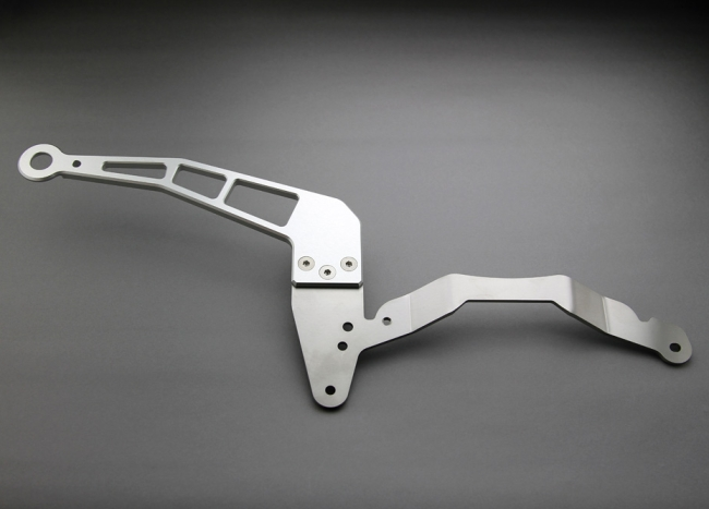 r's gear アールズギア 各種電子機器マウント・オプション アンテナステー タイプ:ロング (トップケース幅630mm対応) R1200RT R1250RT