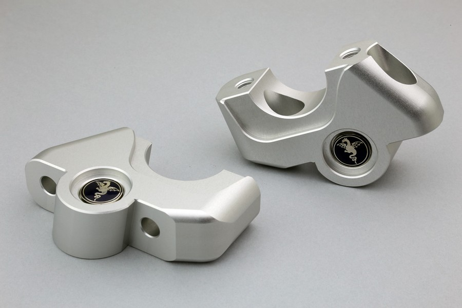 【在庫あり】r's gear アールズギア ハンドルポスト ハンドルブラケット R1200RS