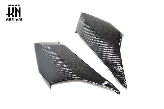 KN企画 ケイエヌキカク カーボンフロントパネル BWS125(ビーウィズ) BWS125(ビーウィズ)