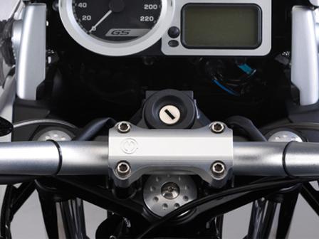 MOTO CORSE モトコルセ ハンドルポスト ビレット ハンドルバーアッパーホルダー R1200GS/GSA