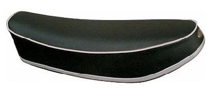 K&H ケイアンドエイチ シート本体 ショートダブル厚型C アンダー付 <セミオーダー> カラー:ブルー カラー:ホワイト SR400 SR500