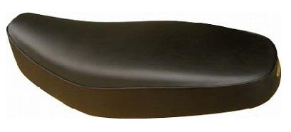 K&H ケイアンドエイチ ダブルシート アンダー無 パイピング黒 <セミオーダー> W400 W650