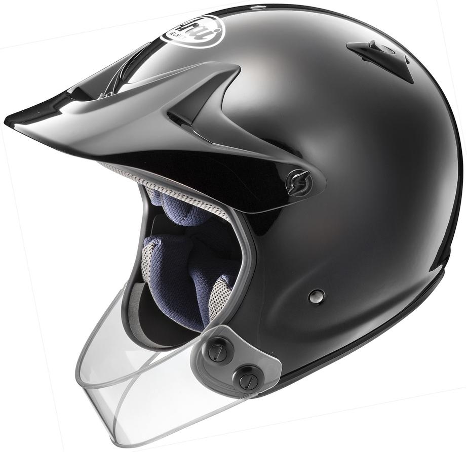 Arai アライ オフロードヘルメット HYPER-T PRO [ハイパーT プロ 黒] ヘルメット サイズ:54cm
