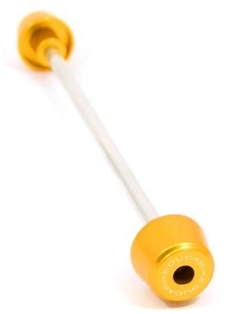 DUCABIKE ドゥカバイク ガード・スライダー フロントフォーク プロテクター カラー:ゴールド