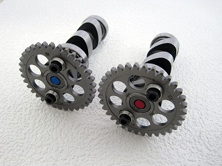 コーソー ボアアップキット・シリンダー KOSO DOHC 180cc 専用 調整式スプロケ付き 軽量カム