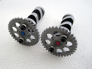 KOSO コーソー KOSO DOHC 180cc 専用 調整式スプロケ付き 軽量カム