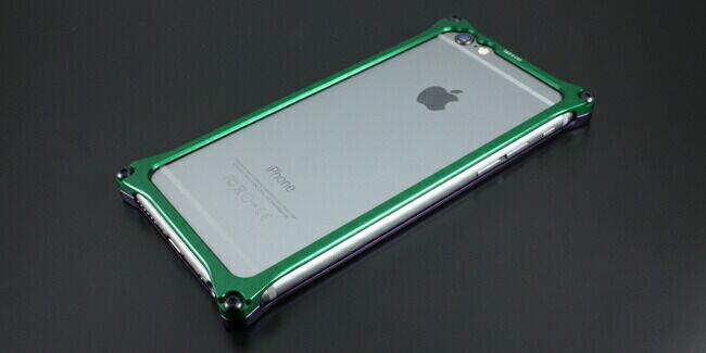 GILD design ギルドデザイン ソリッドバンパー for iPhone6/S Plus (EVANGELION Limited)