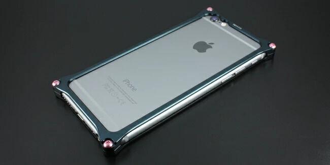 GILD design ギルドデザイン スマートフォンケース ソリッドバンパー for iPhone6/S Plus (EVANGELION Limited)
