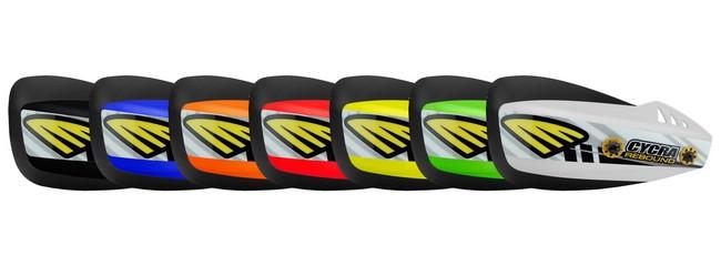 CYCRA サイクラ リバウンド フルキット ハンドガード 2014 カラー:レッド