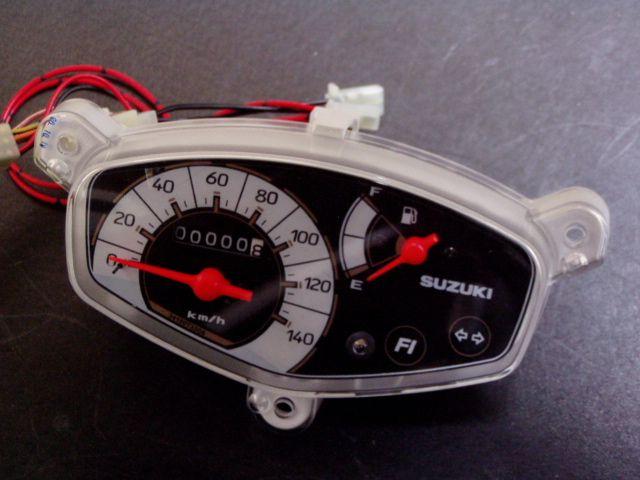 ビームーンファクトリー B-MOON FACTORY BMF 140Kmスピードメーター ADDRESSV125 [アドレス]