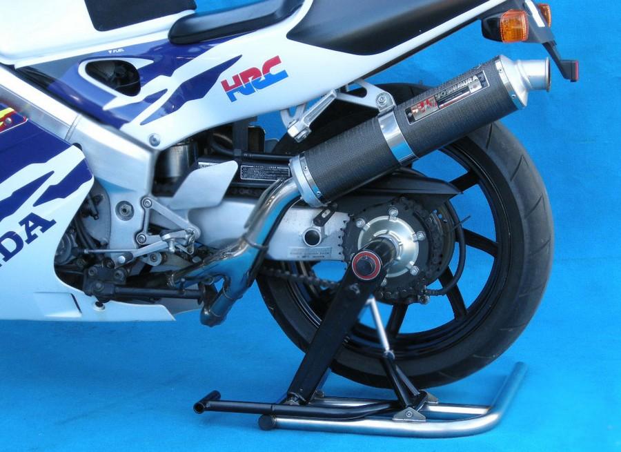 バトルファクトリー BATTLE FACTORY メンテナンススタンド類 片持ちスイングアーム用リアスタンド NSR250 RS250 RVF400