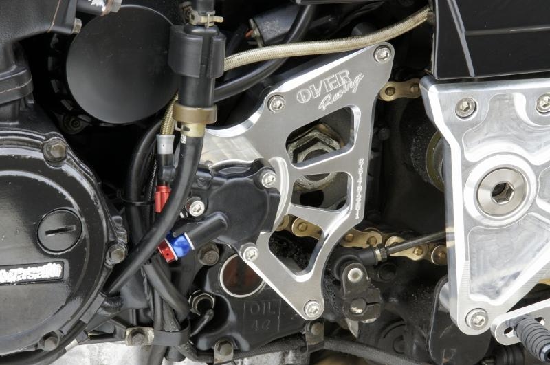 OVER オーヴァー スプロケットカバー GPZ900R