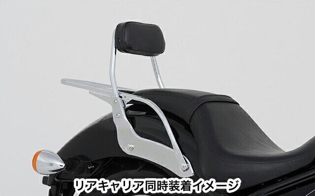 HONDA ホンダ バックレスト VT1300CS