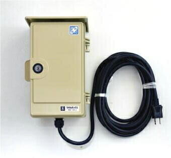TANIDA タニダ 通信機器 電源ボックス IDBシリーズ 電源ケーブル長:15m