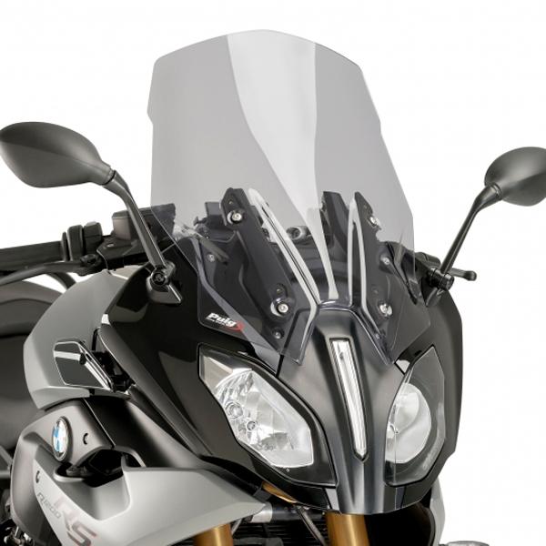 Puig プーチ ツーリングスクリーン カラー:ブラック R1200RS