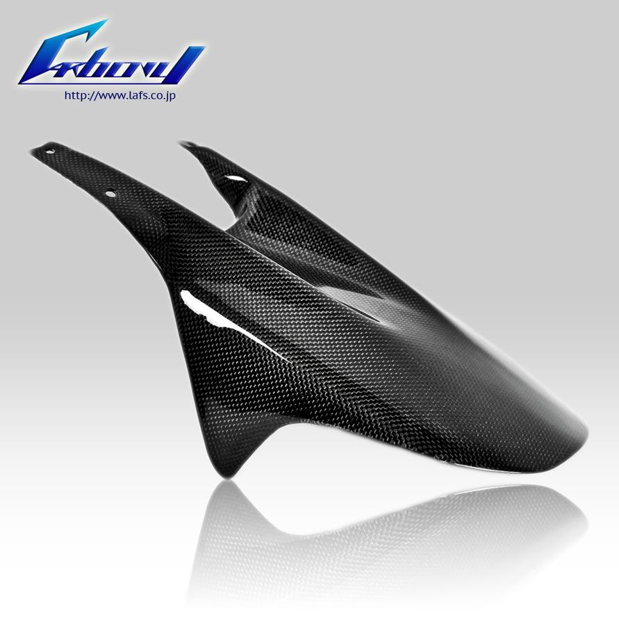 Carbony カーボニー ドライカーボン リアフェンダー 仕上げ:ツヤ有り 仕様:綾織り 1098 2007-2011