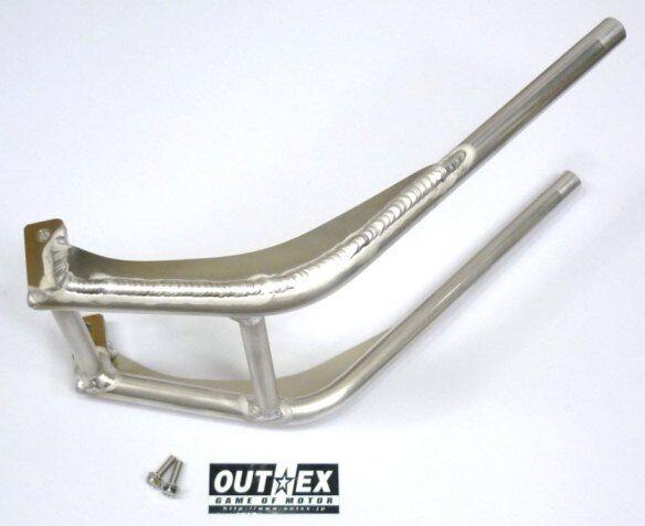 OUTEX アウテックス その他フレーム関係 リフトスタンド用アンダーフレーム カラー:シルバー 701 SUPERMOTO