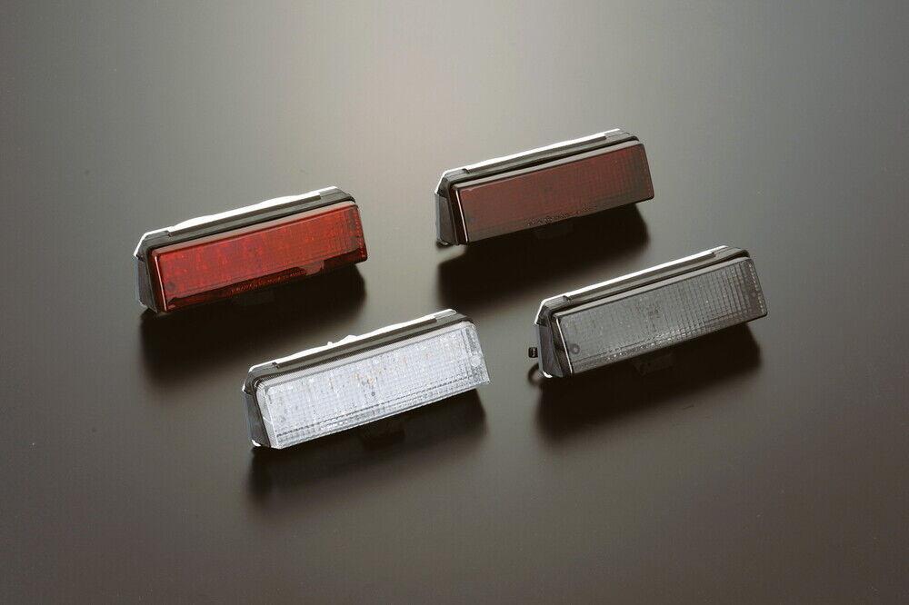 POSH Faith ポッシュ フェイス LEDテールランプユニット カラー:ダークレッド GPZ900R