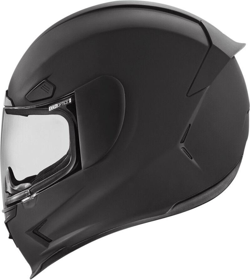 ICON アイコン フルフェイスヘルメット AIRFRAME PRO RUBATONE HELMET [エアフレーム プロ・ルバトーン・ヘルメット]【RUBATON BLACK】 サイズ:L(59-60cm)