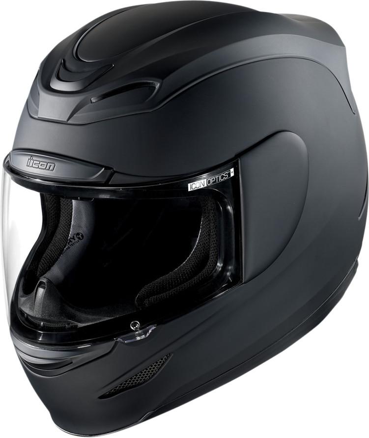 ICON アイコン フルフェイスヘルメット AIRMADA RUBATONE HELMET [エアマーダ・ルバトーン・ヘルメット]【RUBATONE BLACK】 サイズ:L(59-60cm)