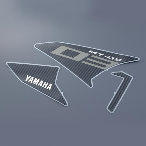 YAMAHA ヤマハ プロテクショングラフィック MT-03 MT-03