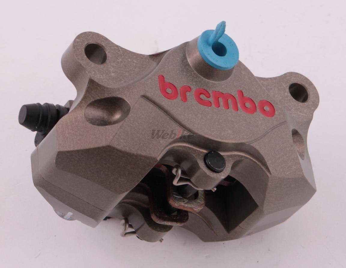 Brembo ブレンボ CNCリアブレーキキャリパーキット P2 84mm