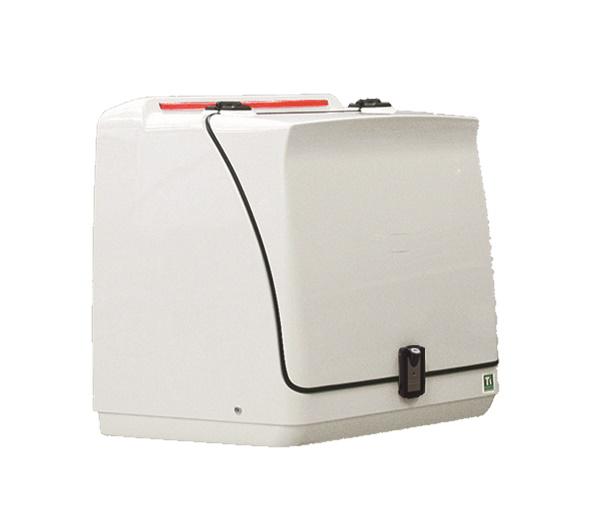 T`s PRODUCTS ティーズプロダクト トップケース・テールボックス スタンダードトランク ワイヤーラック(仕切り板):なし 鍵のタイプ:専用キーロック(C型) ジャイロキャノピー
