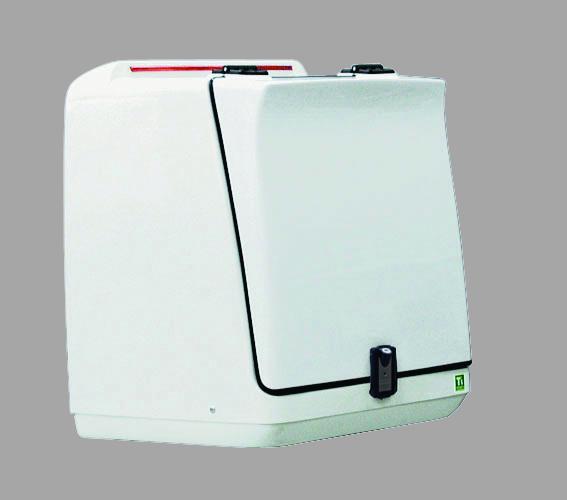 T`s PRODUCTS ティーズプロダクト トップケース・テールボックス スタンダードトランク ワイヤーラック(仕切り板):なし 鍵のタイプ:専用キーロック(C型) ギア