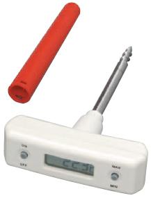 CUSTOM カスタム その他、計測ツール 冷凍食品用温度計