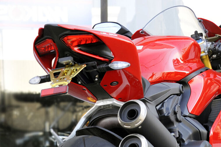 de LIGHT ディライト フェンダーレスキット 1299Panigale 1199Panigale 899Panigale