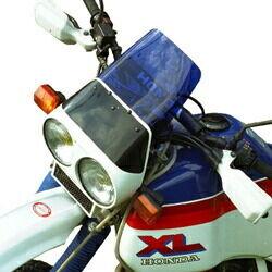SECDEM セクデム スタンダード・フライスクリーン カラー:クリア XLV750