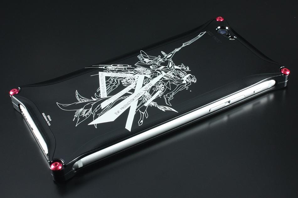 GILD design ギルドデザイン ソリッドケース for iPhone6/6s (Abstract EVANGELION 2号機) iPhone6/6s