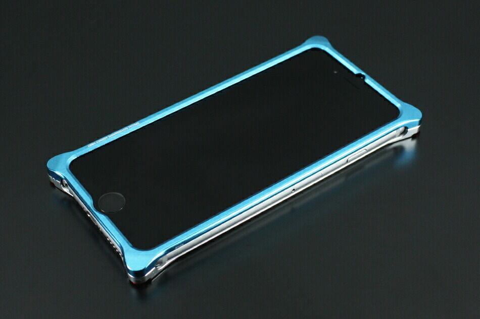 ギルドデザイン Solid Bumper [ソリッドバンパー] for iPhone6/6s (EVANGELION Limited) [エバンゲリオン] カラータイプ:REI MODEL(綾波レイモデル) [商品コード:GIEV-242REI]