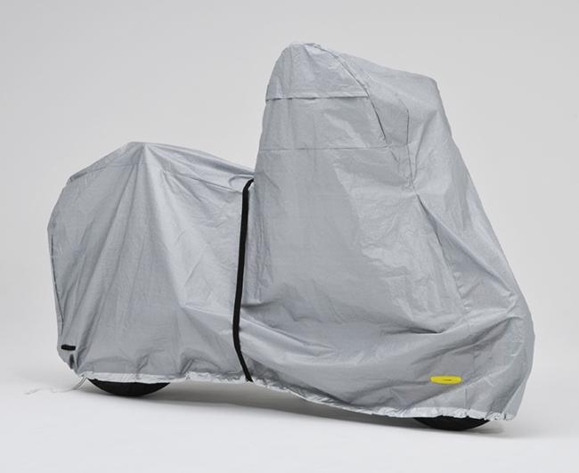 REIT レイト バイクカバー ロータス レインブロック防水カバー サイズ:4L-BOX