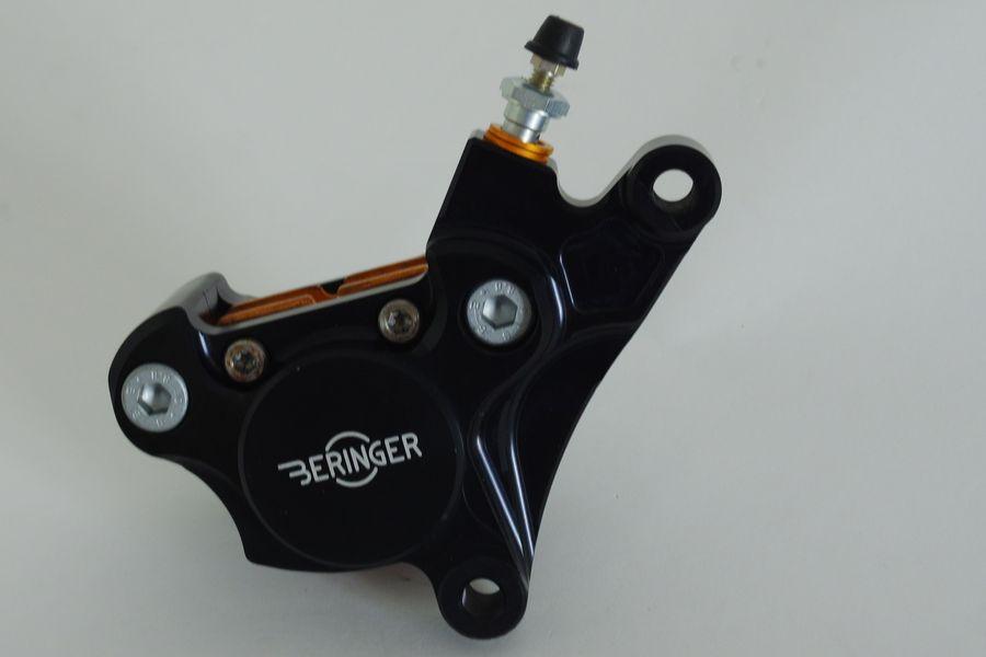 BERINGER ベルリンガー 2ピストンクラシックキャリパー カラー:ゴールド SR400(01-17)