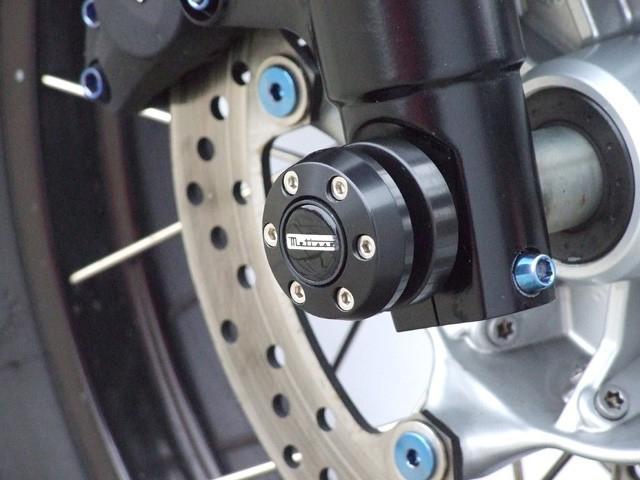 P&A International パイツマイヤーカンパニー フロントフォークスライダー X-Pad (エックスパッド) FJR 1300 XTZ 1200 Super Tenere