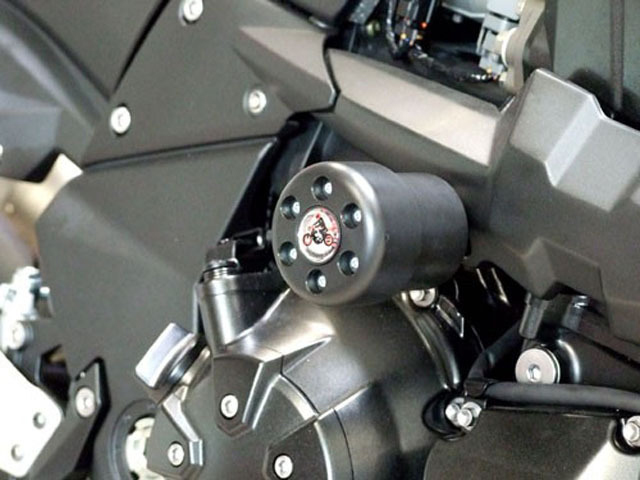 【ポイント5倍開催中!!】【クーポンが使える!】 P&A International パイツマイヤーカンパニー ガード・スライダー クラッシュパッド X-Pad Z1000 (水冷) Z750(水冷) Z750(水冷) R