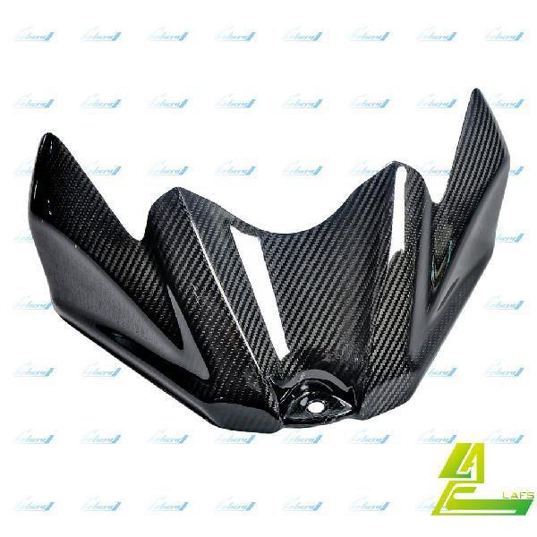 Carbony カーボニー ドライカーボン タンクカバー 綾織り/ツヤ有り GSX-R600 GSX-R750
